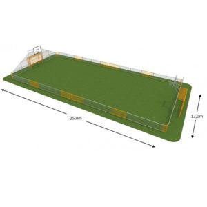Iso Peliareena Inter-Play (25x12m)