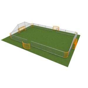 Peliareena jalkapalloon Inter-Play 11x7m