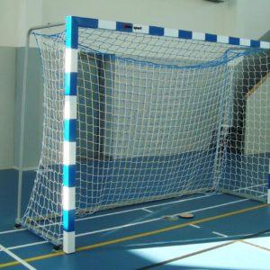 Taitettava alumiininen käsipallomaali Coma-Sport