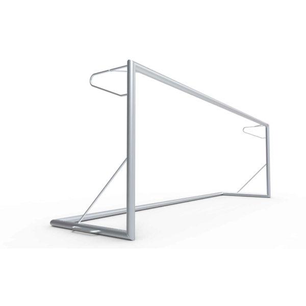 Alusport UEFA 7,32×2,44m alumiininen ottelumaali