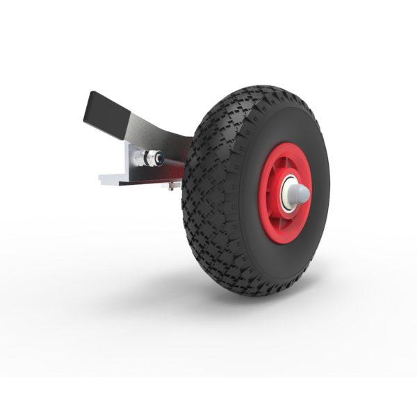 Jalkapallomaalin siirtorenkaat Alusport Easylift Pro