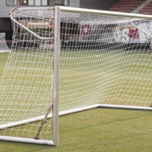 Jalkapallomaali 5x2 taitettava