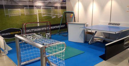 Sportec messut 2017 Tampere