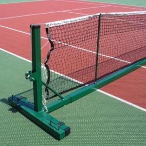 Tennistolpat (vapaasti seisova mallI)