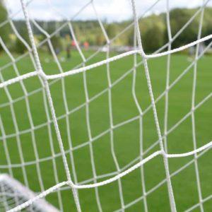 Jalkapallomaalin verkko 3x2m jalkapallomaaliin - Rombulle