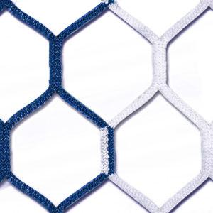 Jalkapallomaalin verkko Hexacon 3x2 kokoiseen jalkapallomaaliin