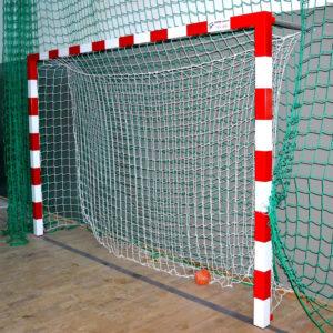 Käsipallomaali - seinään kiinnitettävä malli