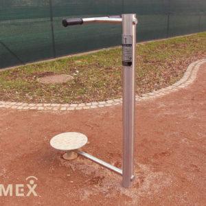 Lantionpyörityslaite Colmex CE-sarja ulkokuntosalilaite