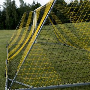 Jalkapallomaalin verkko aikuisten jalkapallomaaliin