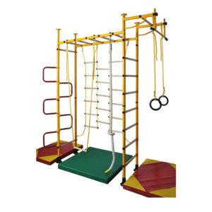 Iso kiipeilyteline /kiipeilykeskus Iso kiipeilykeskus lapsen motoriikan ja tasapainon kehittämiseen.