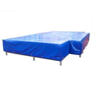 Erittäin pehmeä korkeushyppypatja (koko 600x300x70cm)
