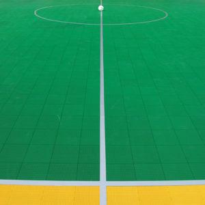 Monipelialusta jalkapallo / Futsal