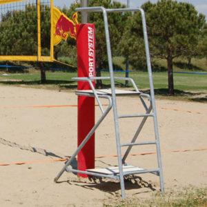 Tuomarin tuoli Beach volley