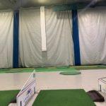 Lyöntiverkko Golfhalli Lahti