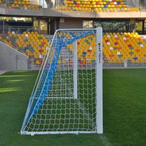 Jalkapallomaali 5x2: Kaatumaton turvamaali Coma-sport