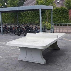 Betoninen pöytätennispöytä Heblad