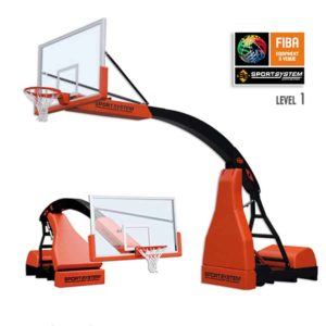 Koripalloteline Sport System Hydroplay Ace FIBA 1. Tason peleihin