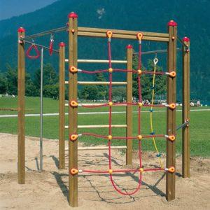 Kiipeilyteline Holzhof XCPE10