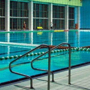 Uimahallien varusteet