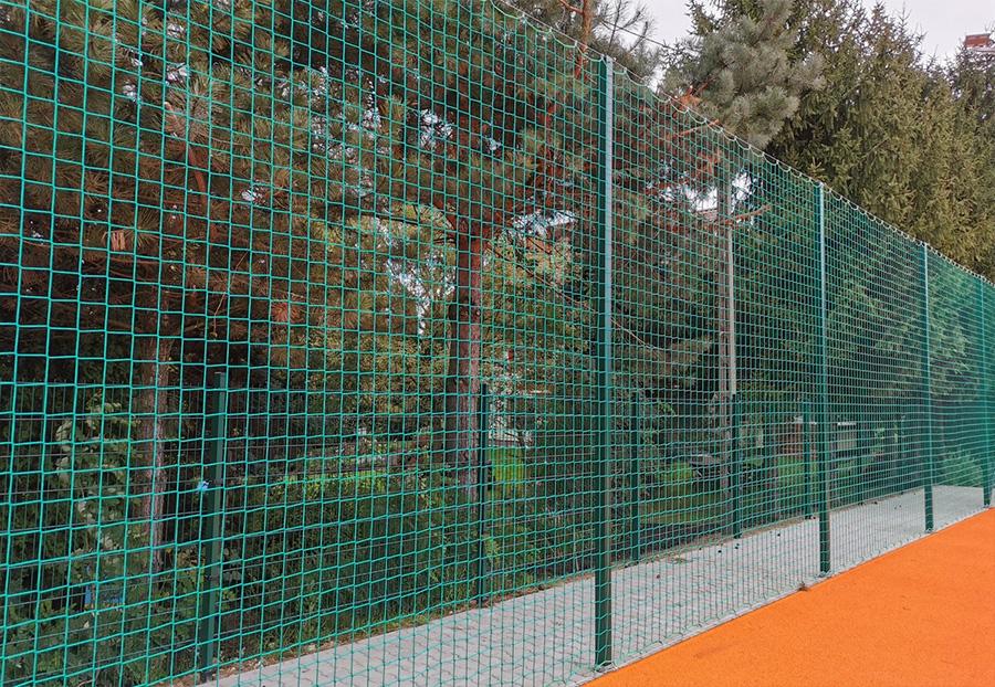 Suojaverkkojen kiinnitys- ja asennustarvikkeet