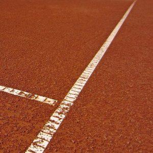 Tenniskentän massa - massakentälle tarkoitettu tenniskentän murske