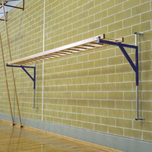 Voimistelu tikkaat Sport System (Vaakataso) Pituus 5m